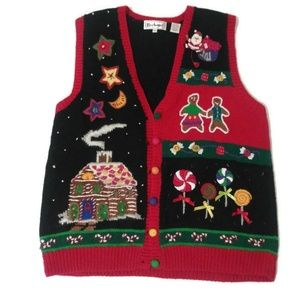 1798bf53a3f2 Women 80s Ugly Christmas Sweaters on Poshmark